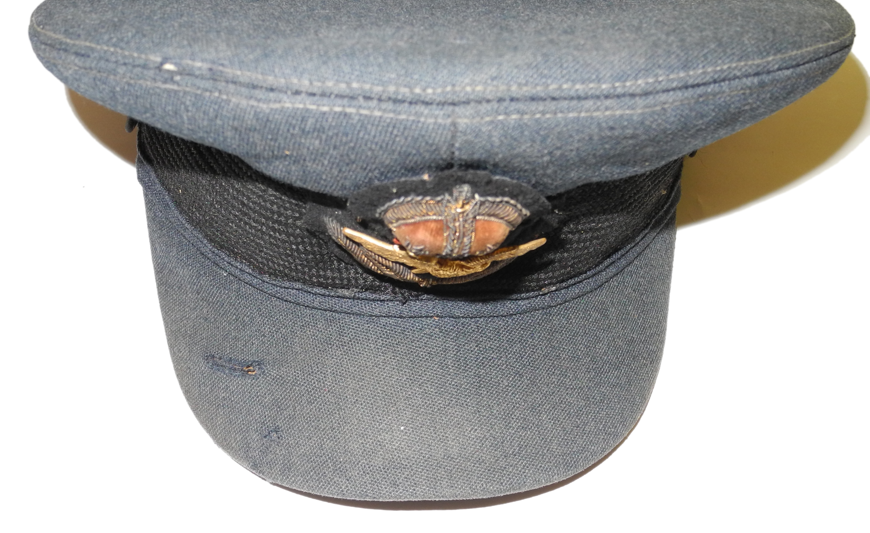 Pre-WWII RAF officer's cap