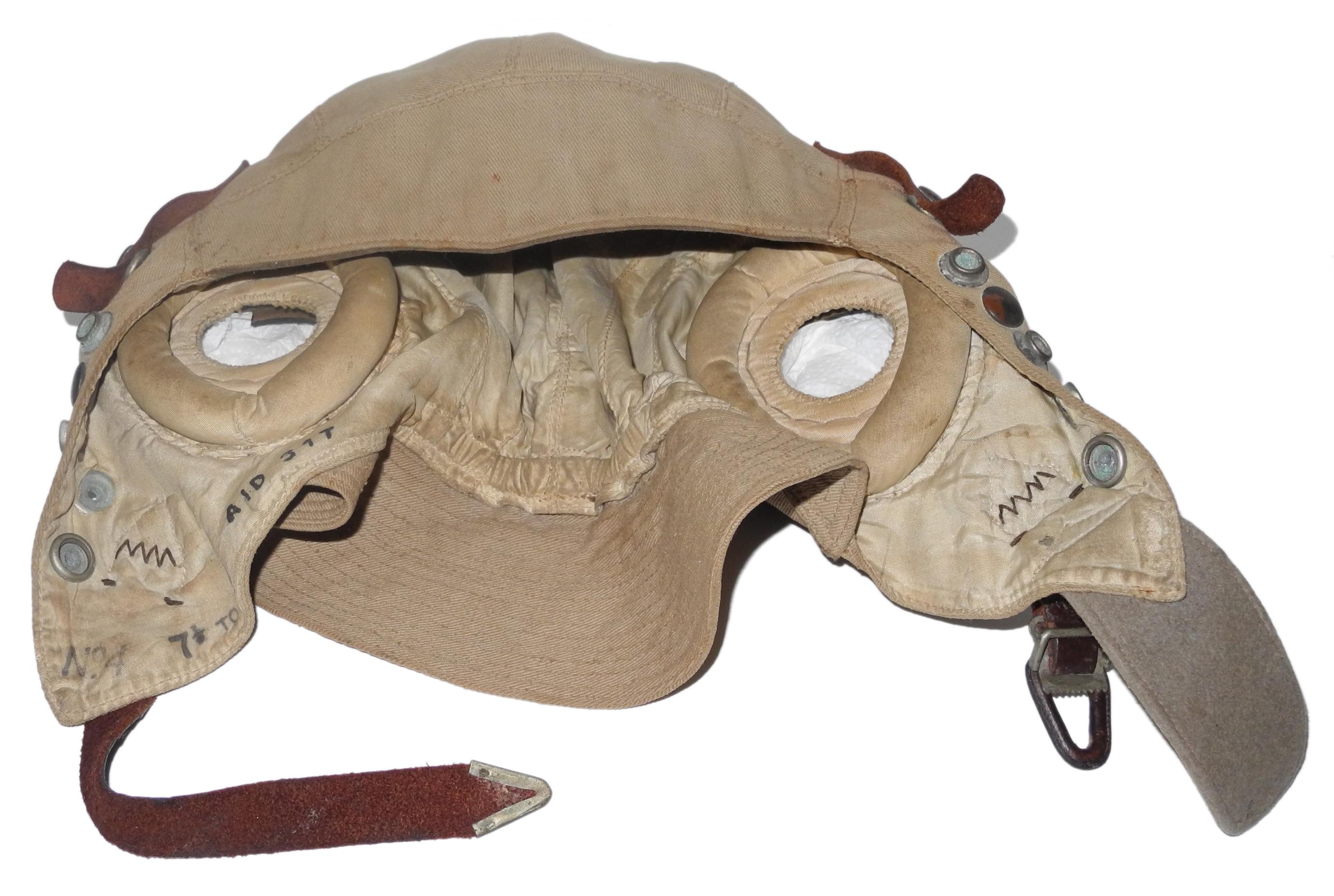 RN FAA Type N helmet