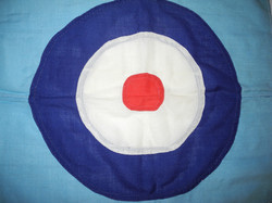 WWII period RAF ensign - probably for an ASR launch