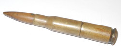50 cal machine gun round trench-art lighter