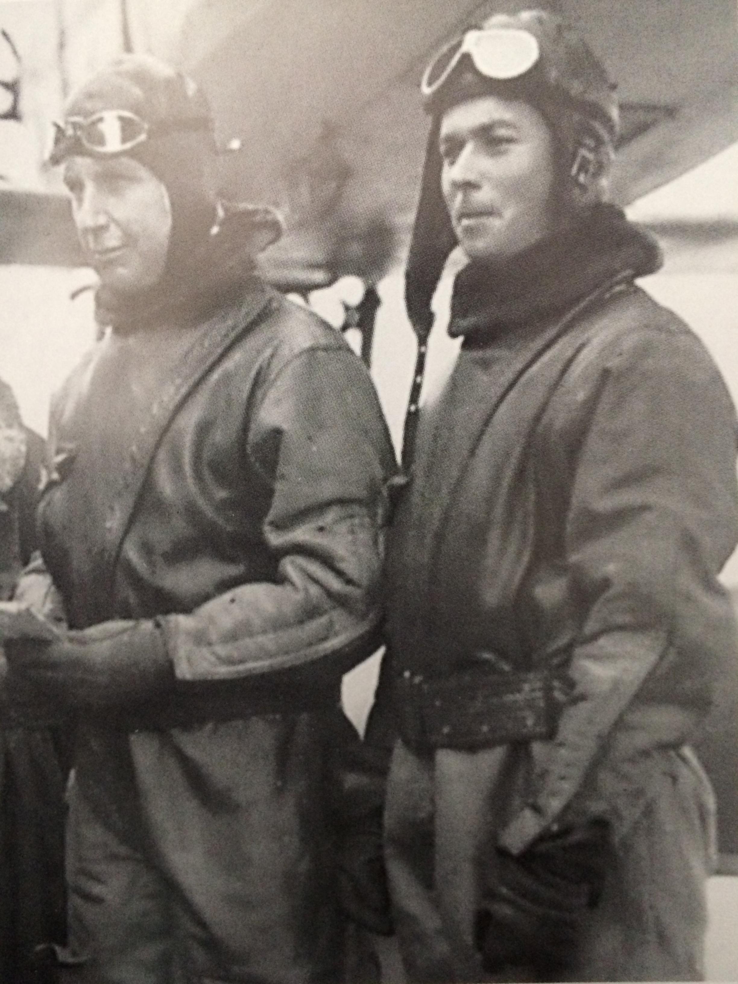 USN Sparrowhawk pilots