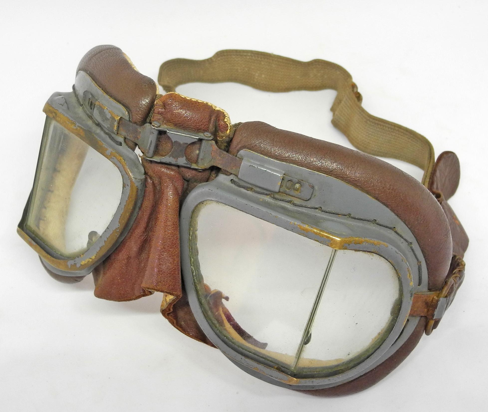 RAF Mk VIII goggles