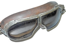 WWII USSR flying goggles