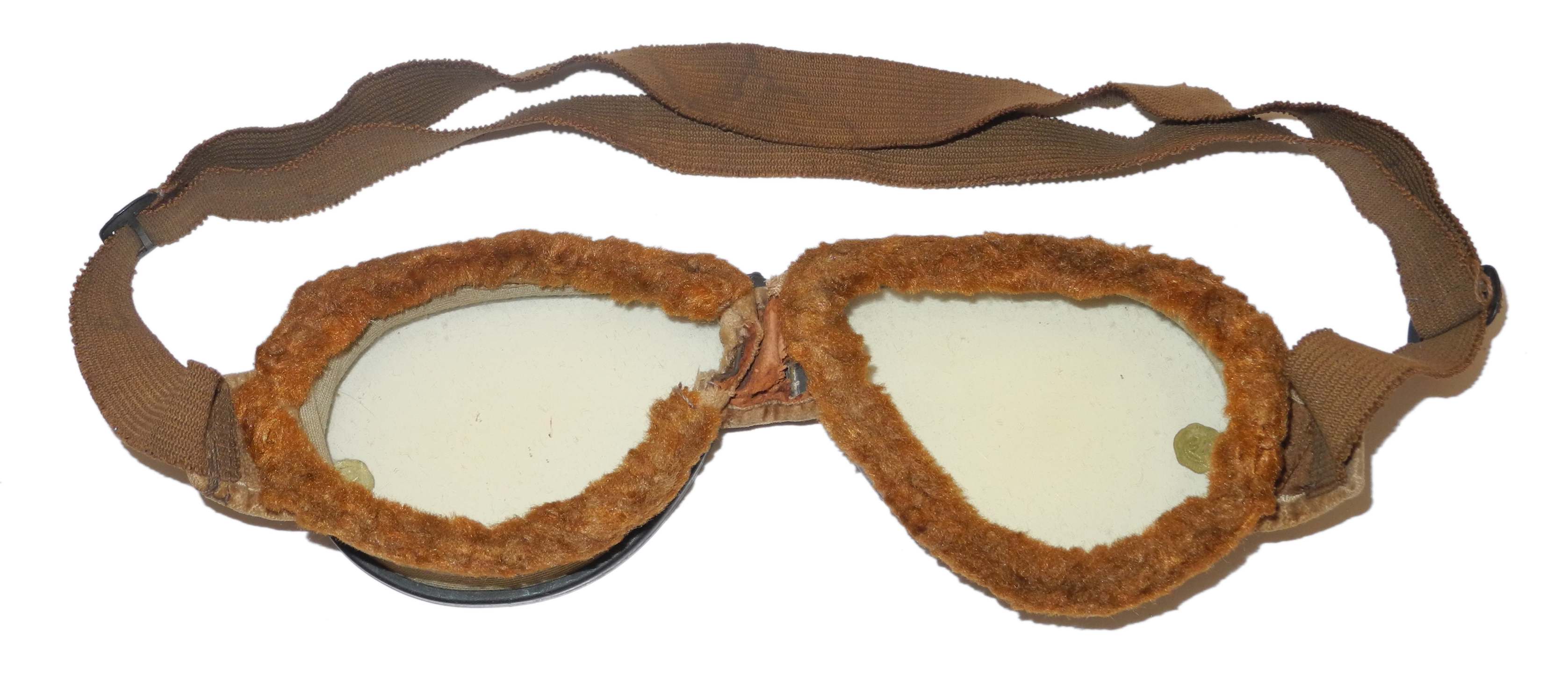 RFC Triplex flying goggles