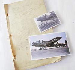 Avro Lancaster round-the-world $75