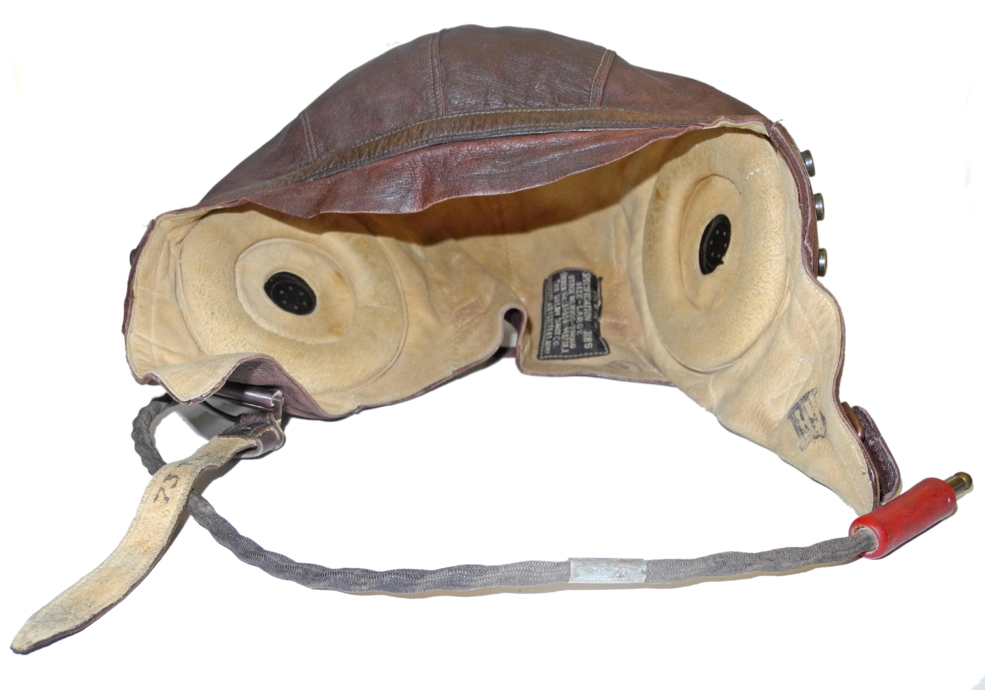 AAF A-11 helmet, large, early