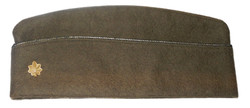 US Army officer's  overseas cap