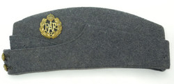 RAF Other Ranks side cap dated 43