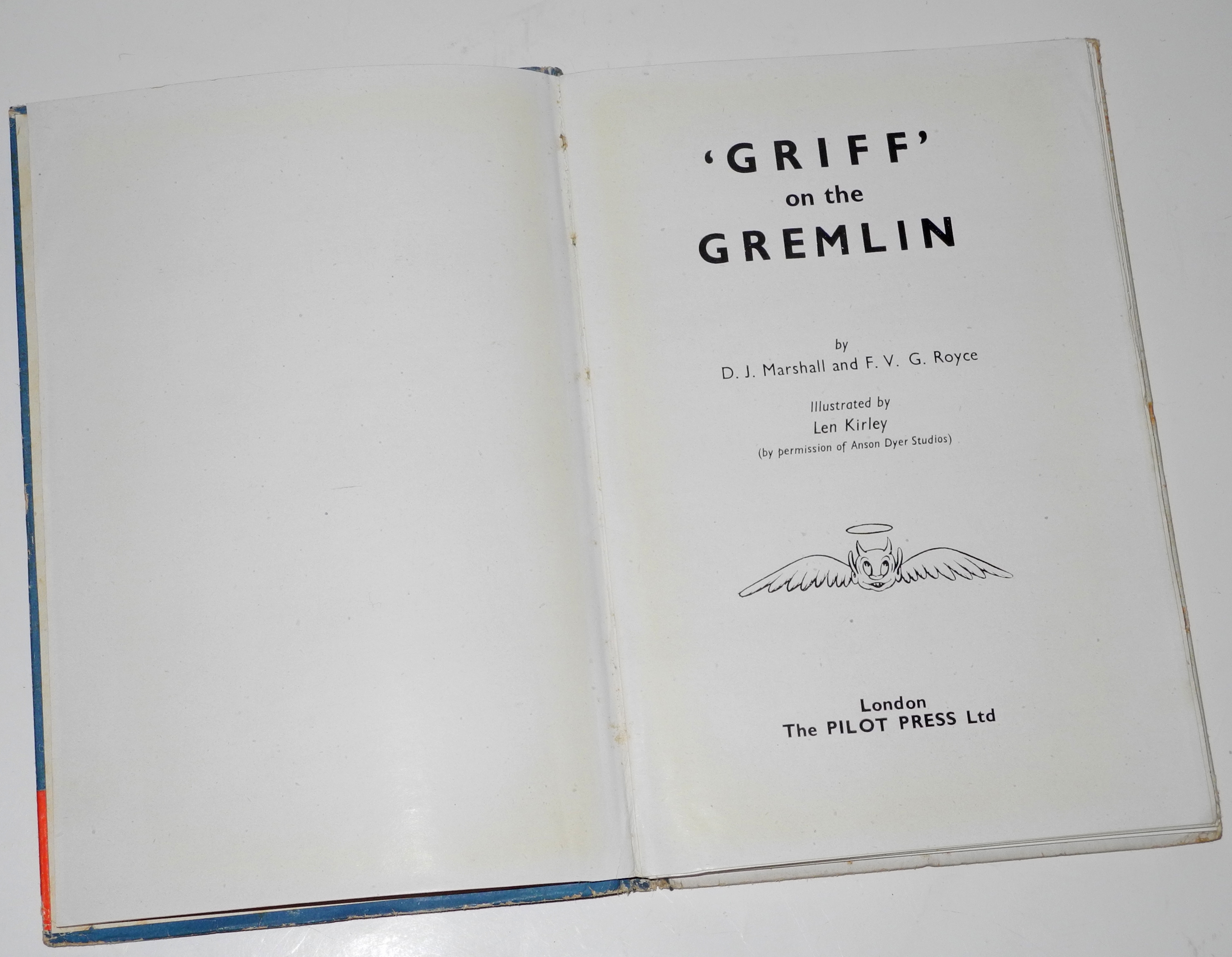 Gremlins book