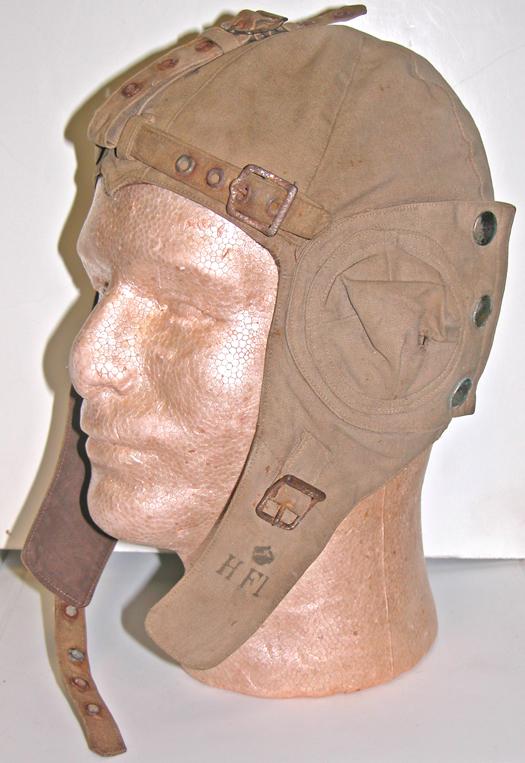 WW2 Dutch flying helmet
