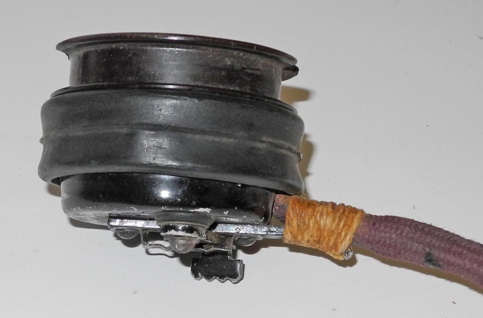 RAF external wiring loom with switch