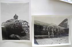 USN combat crew photographs