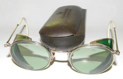 WWII era A/O safety Goggles