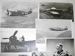 Eagles and AAF fighter pilotsoriginal photos