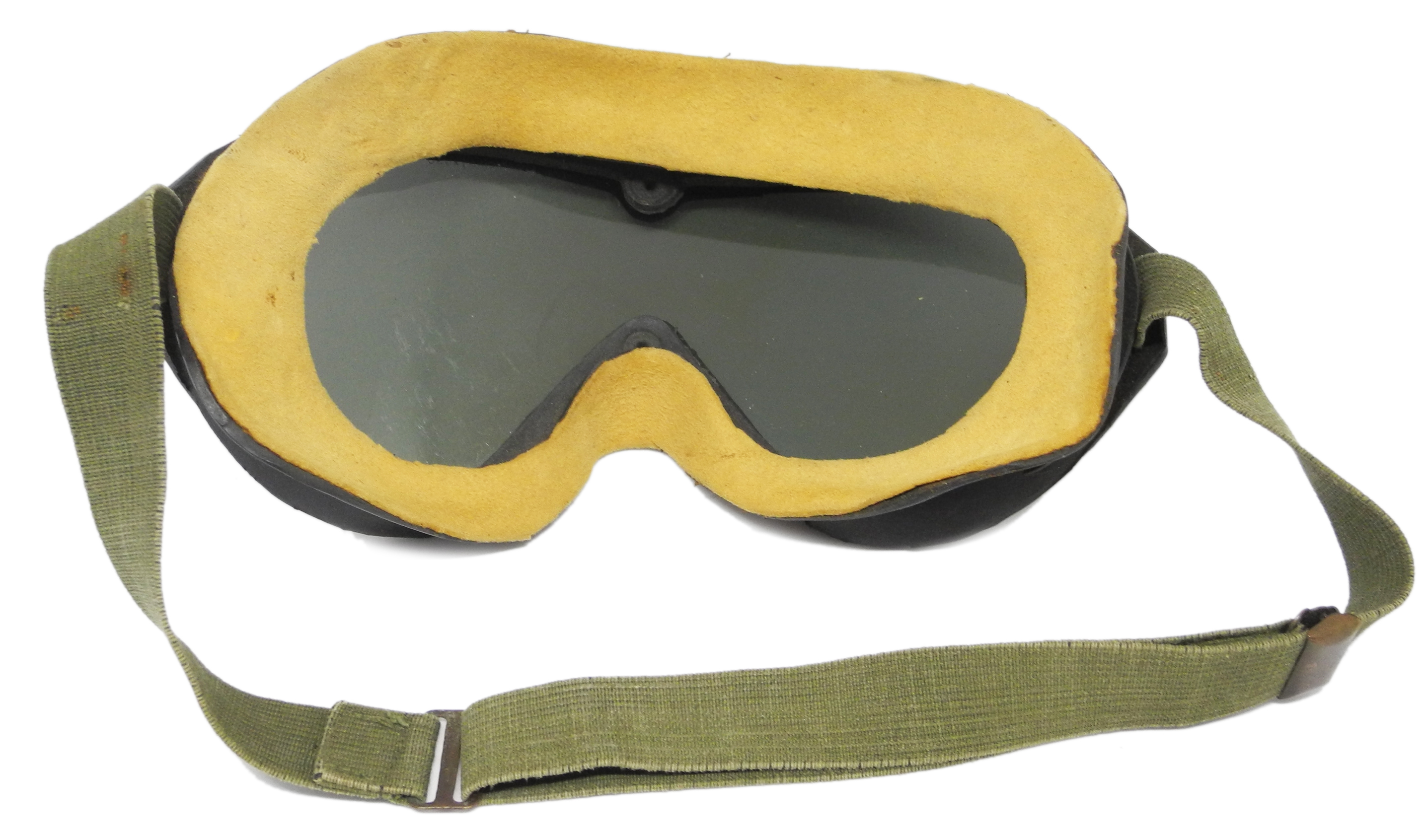 2e0d55feb46 AAF B-8 goggles with extra lenses
