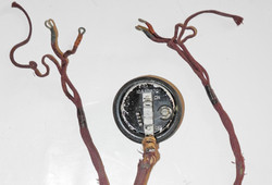 RAF external wiring loom for the Type B and early C helmet