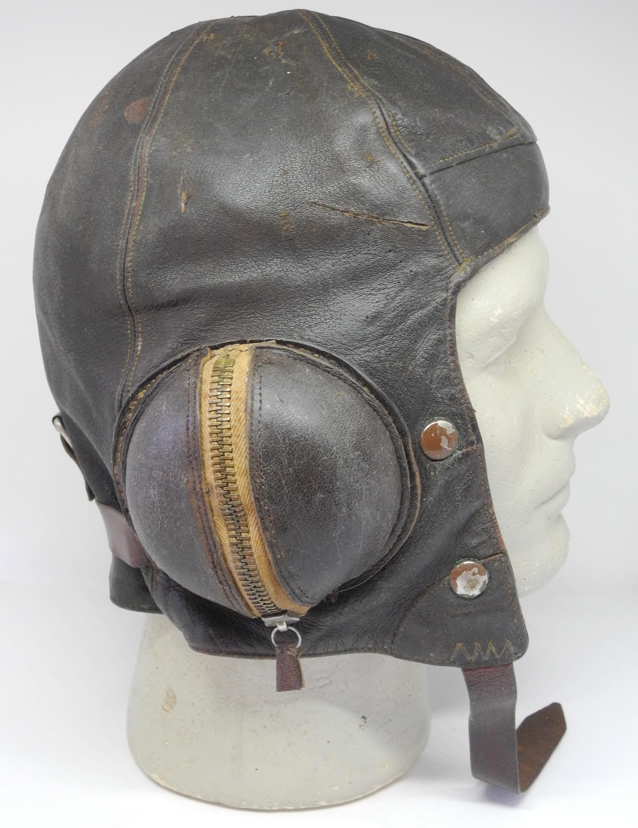 RAF Type B Helmet by Wareings, 1937