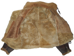 RAF mid-war Irvin jacket