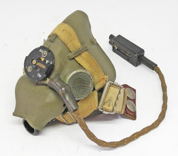RARE wartime dated RAF H mask