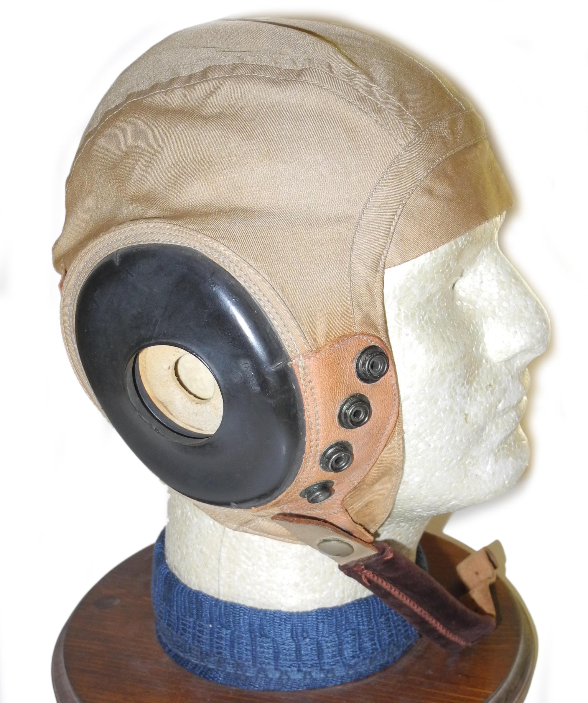 AAF AN-H-15 flying helmet