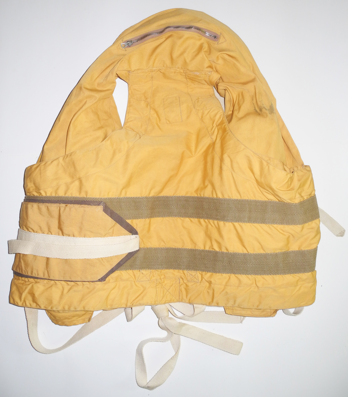 Fleet Air Arm 1941 pattern life vest