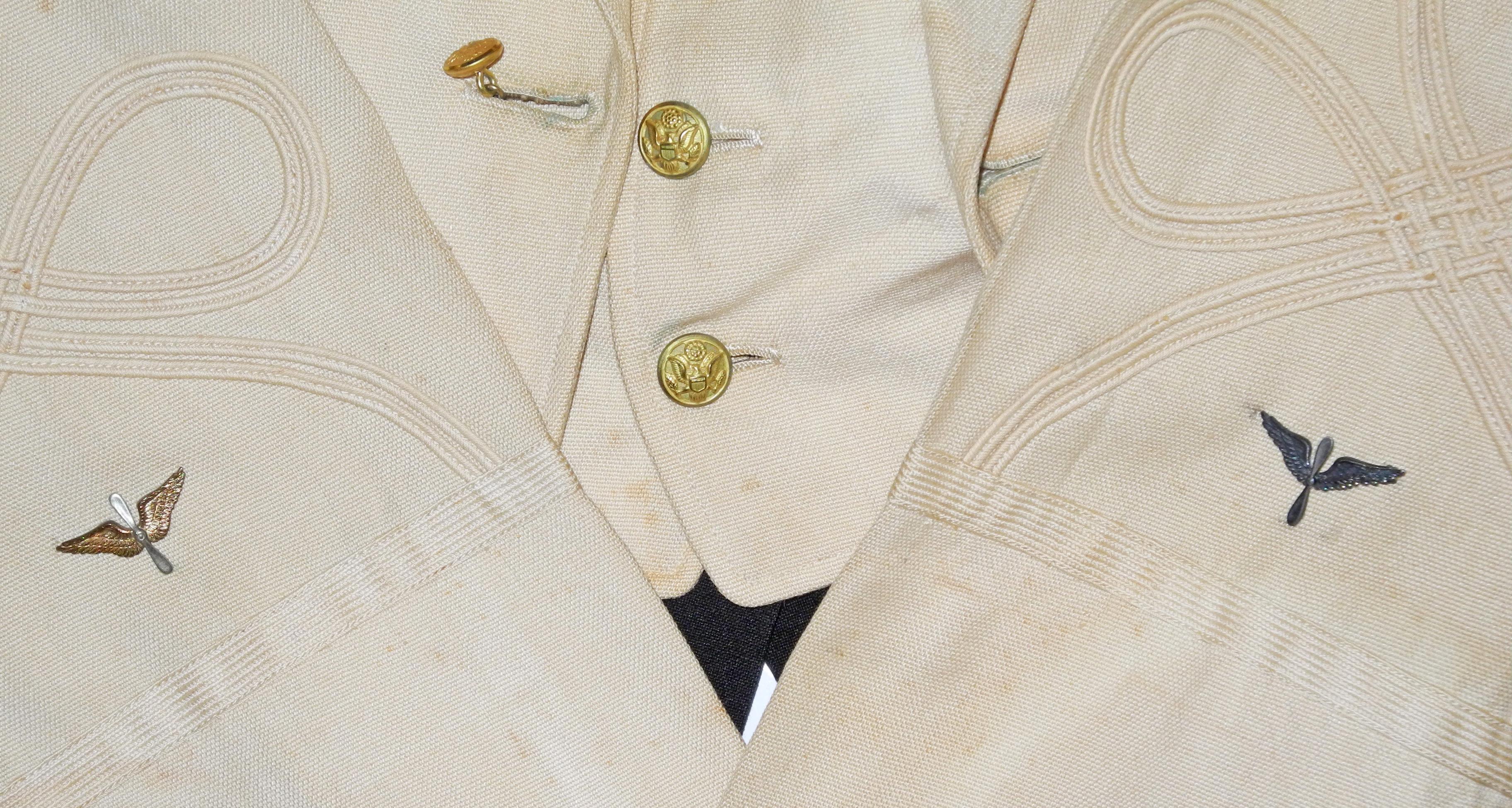 AAF airship pilot mess dress