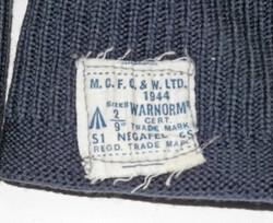 RAF Beadon Suit kit socks