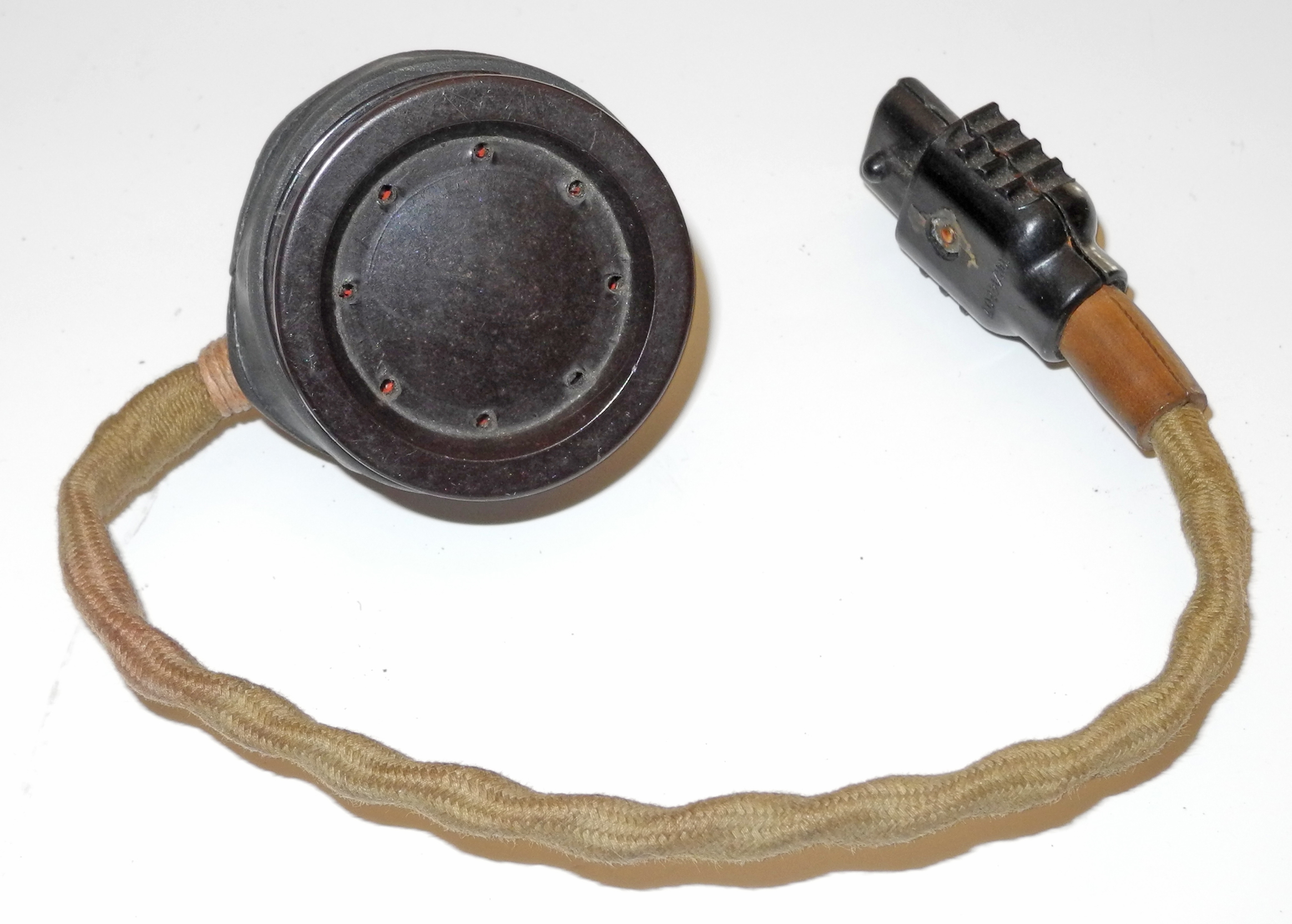 RAF Type 48 microphone, unissued