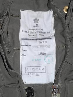 RAF Harnessuit