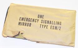 Signaling mirror ESM-2