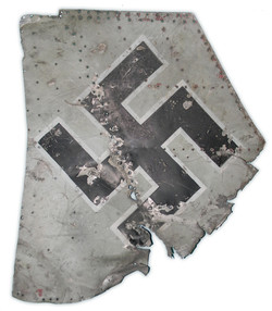 FW 190 tail fin