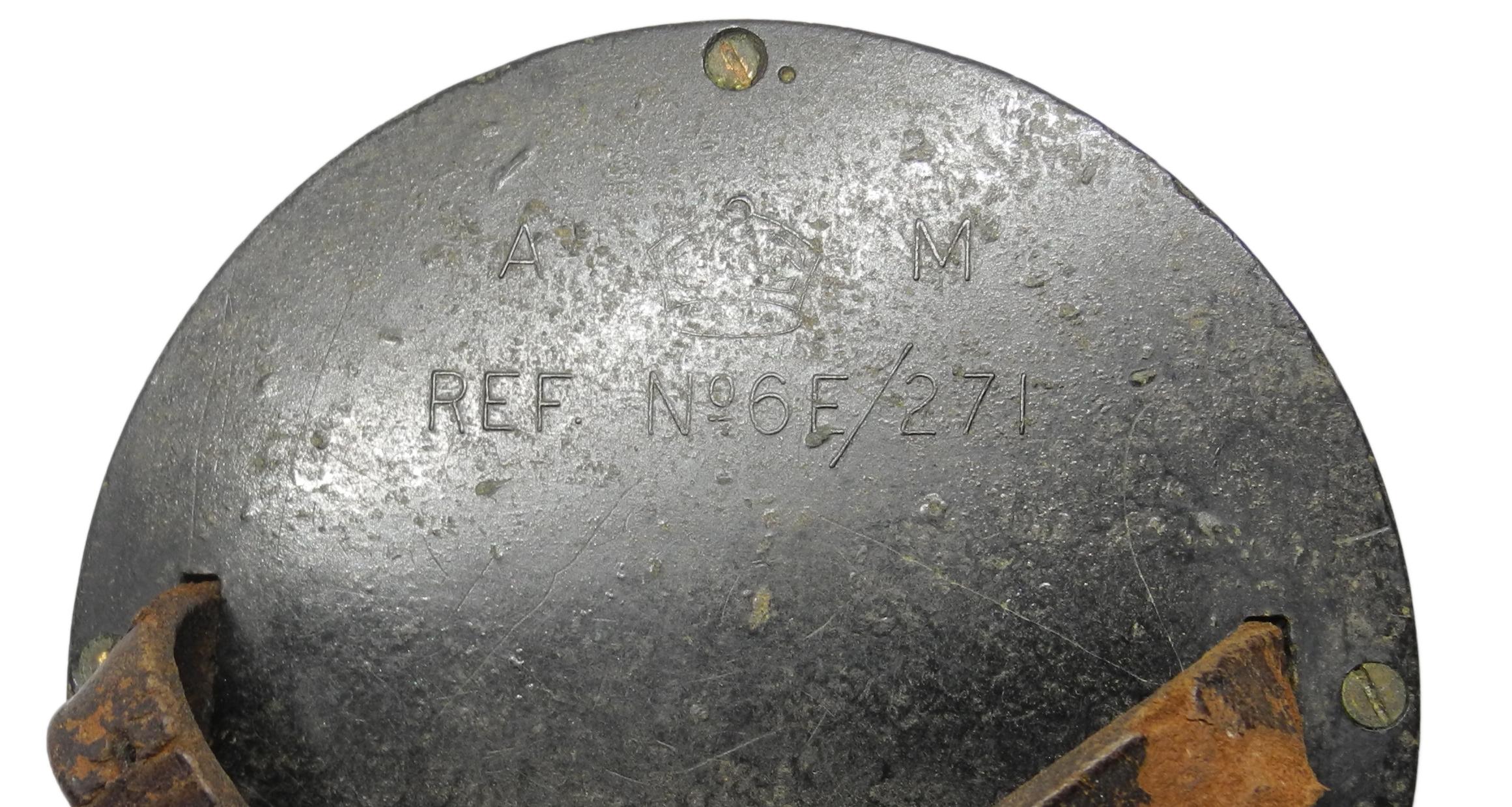 RAF signal mirror 1940