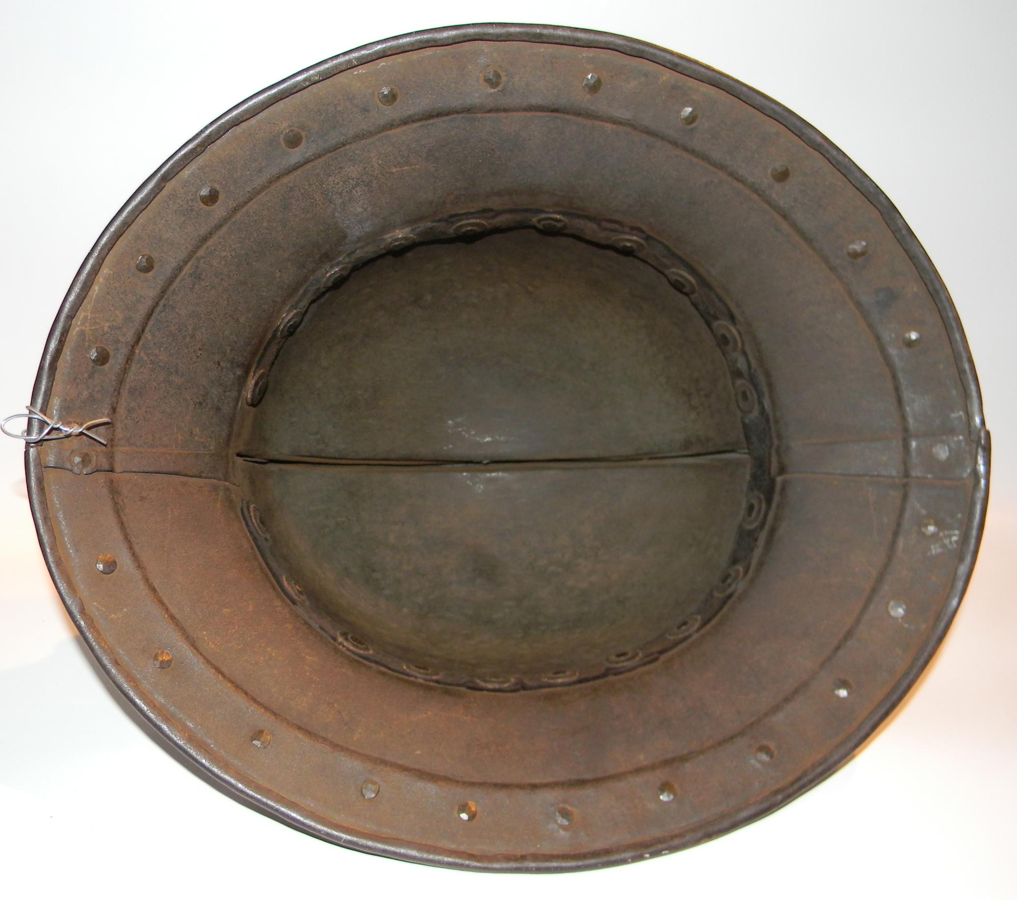 17th century pikeman's armour