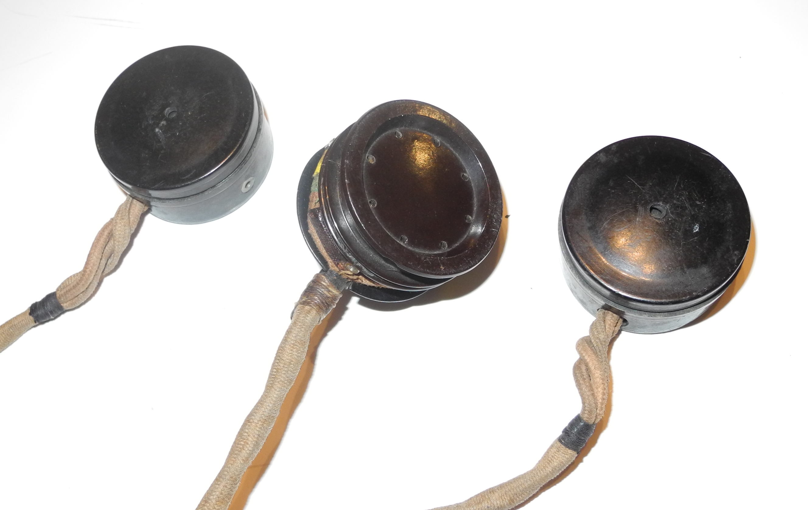 RAF early tan wiring loom
