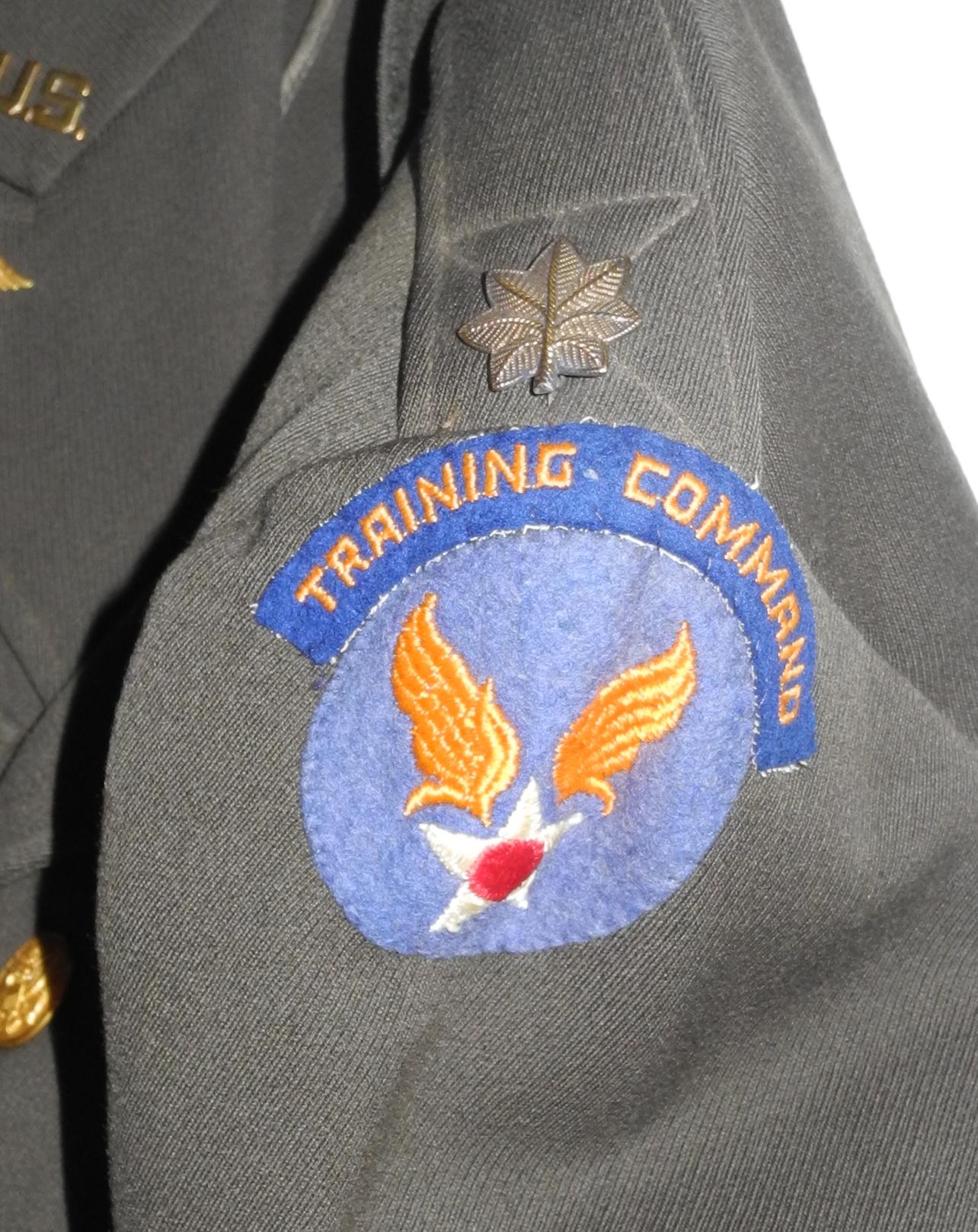 WWII WAC Medic tunic