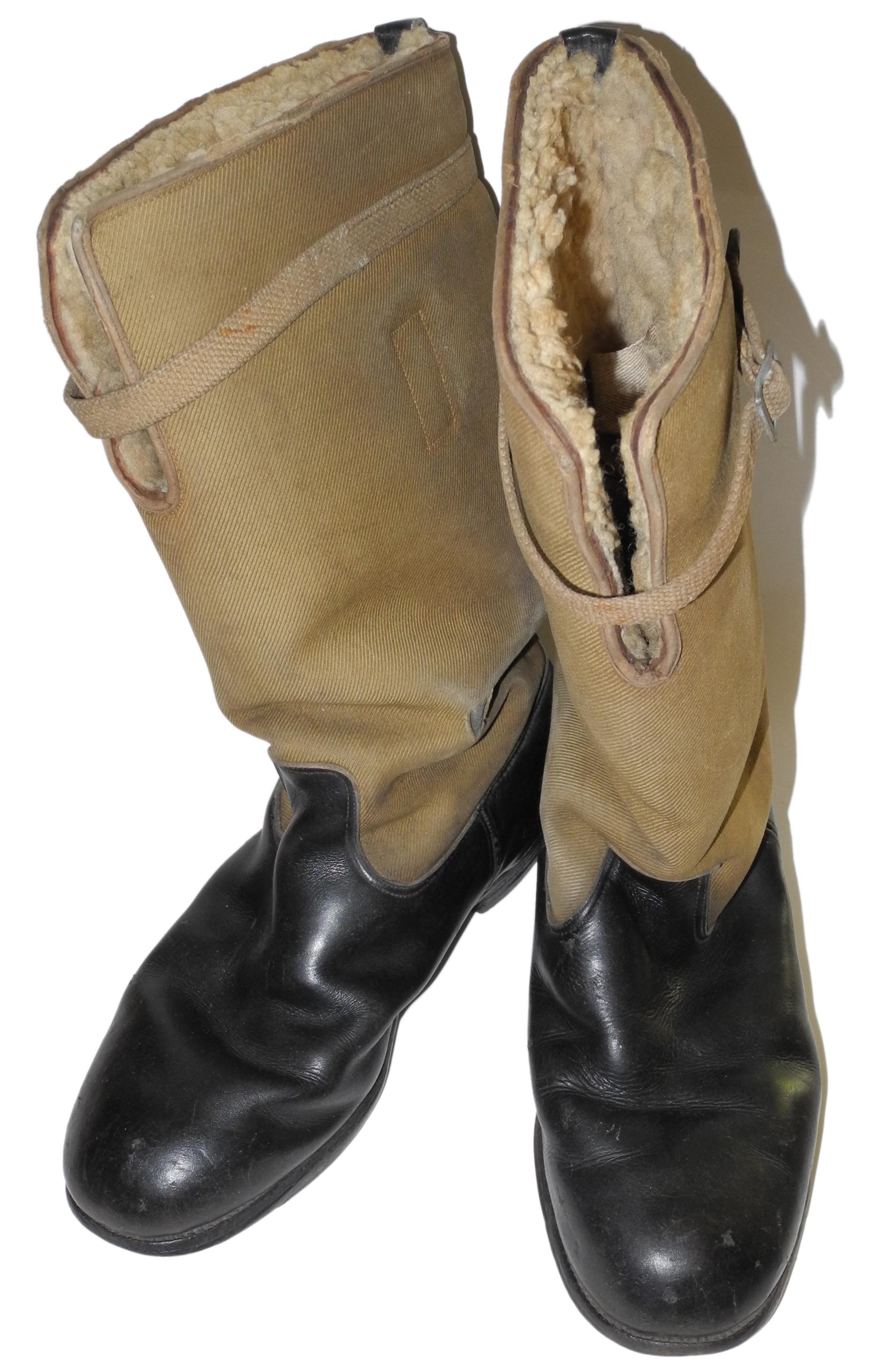 RAF 1939 pattern boots $545