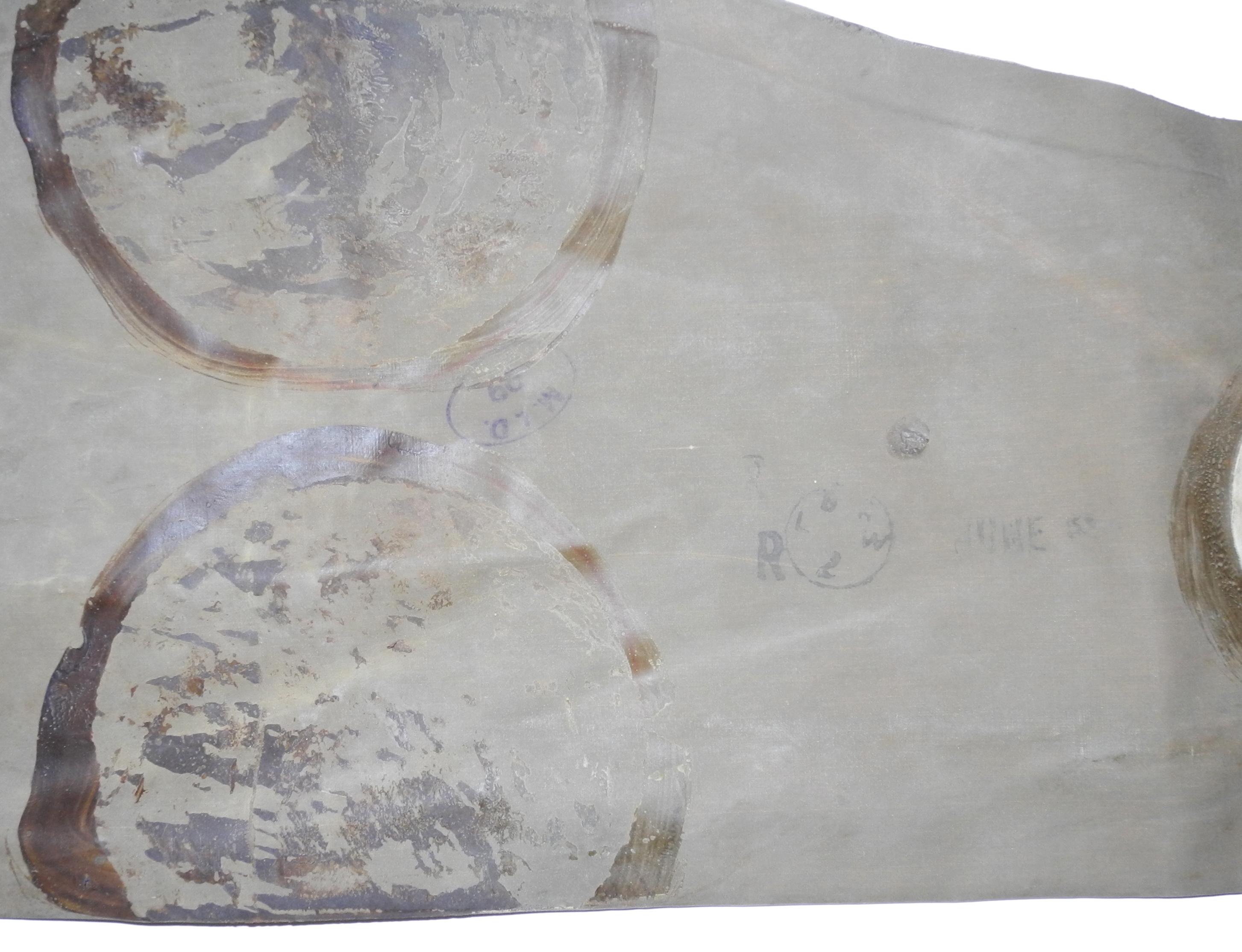 RAF/ RCAF flotation bladder/stole