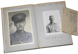 POW Journal and Photo grouping