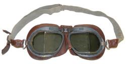 WWII issue RAF Mk VIII goggles