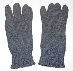 RAF issue wool gloves