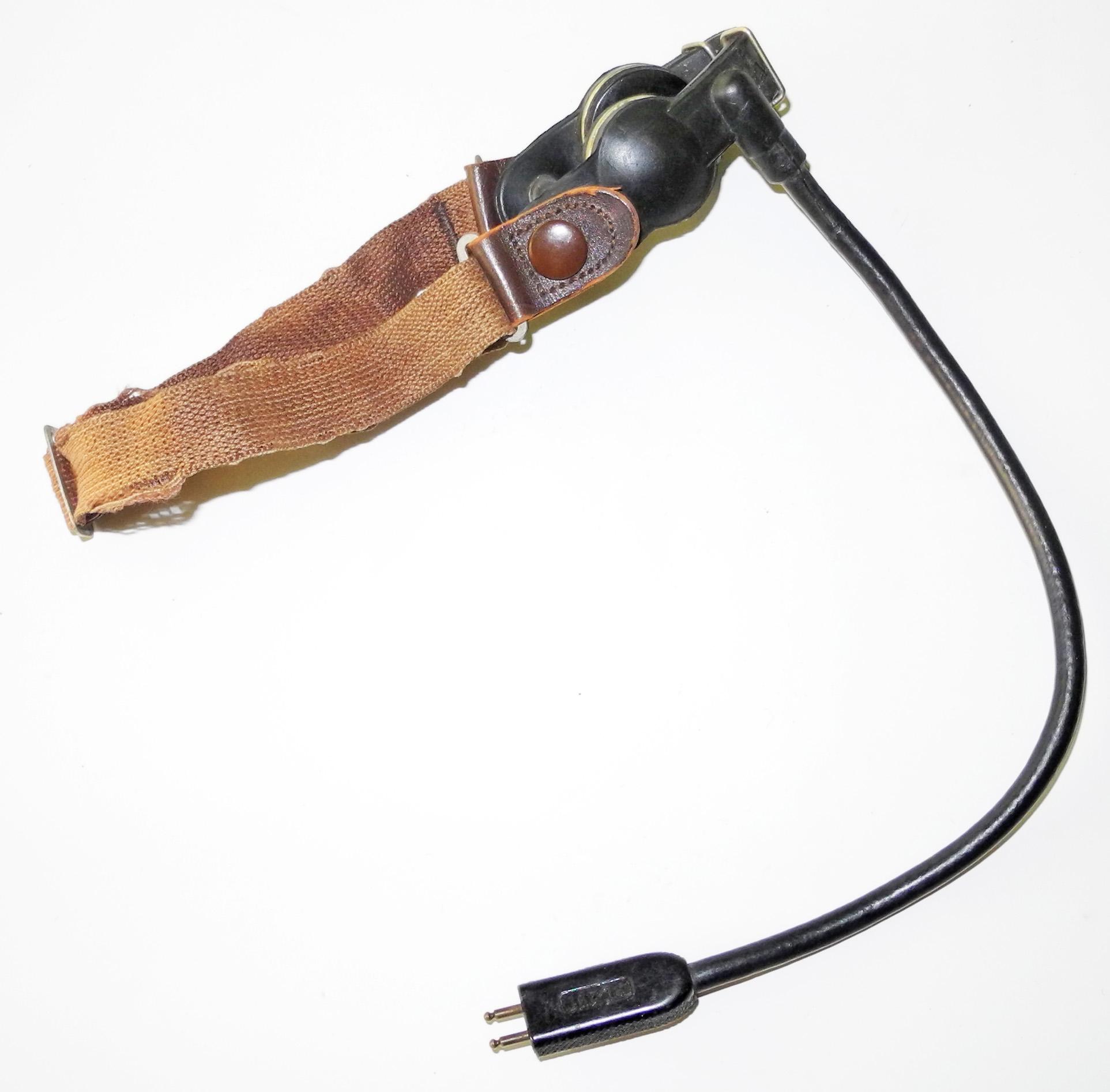 AAF T-30-S throat microphones x 3