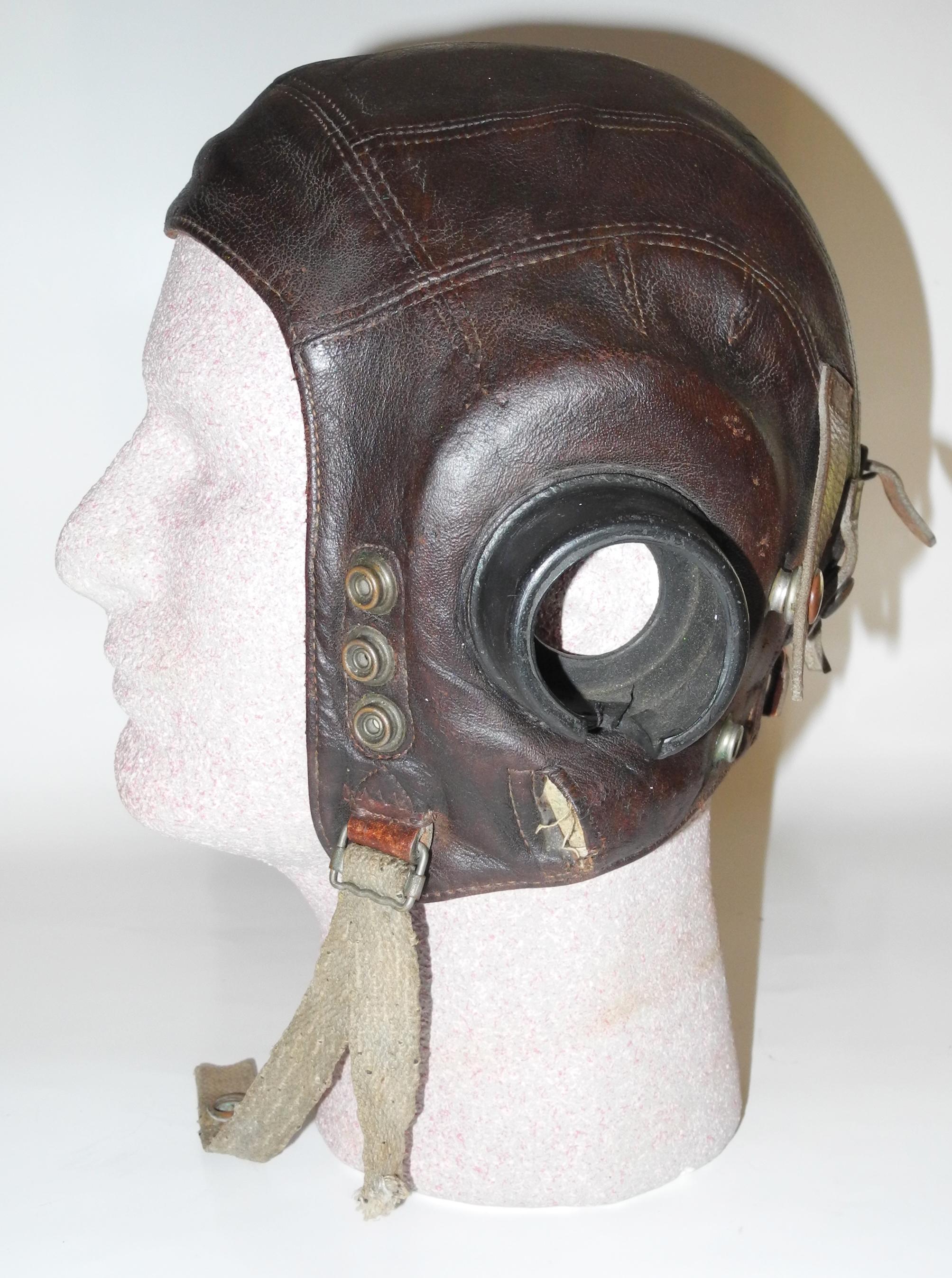 RAF late war Type C flying helmet