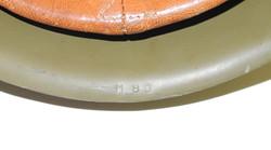 Italian M33 steel helmet $85