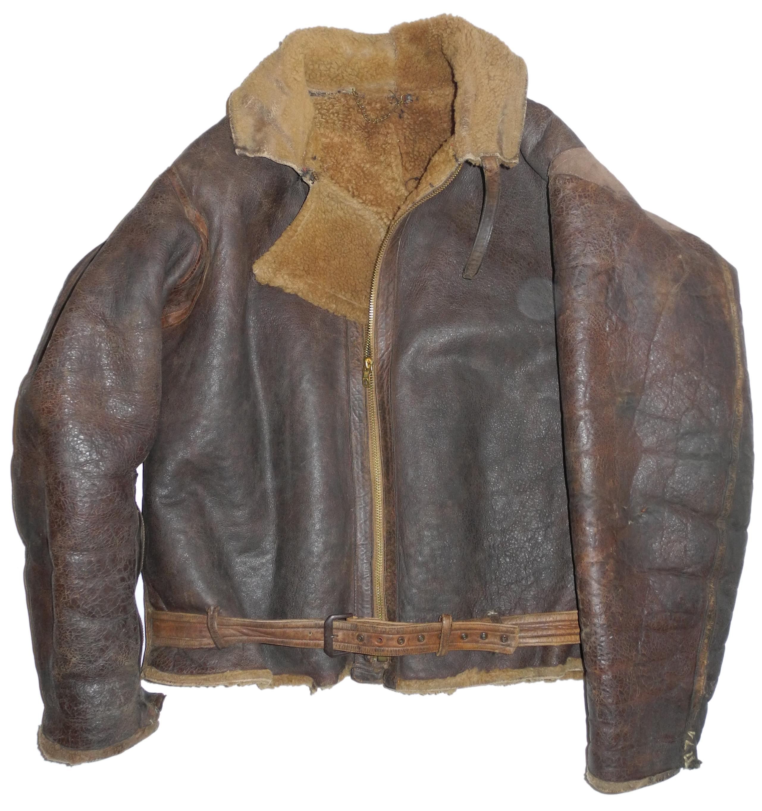 RAF Irvin jacket