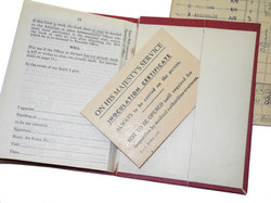 RAF / RCAF ID papers grouping