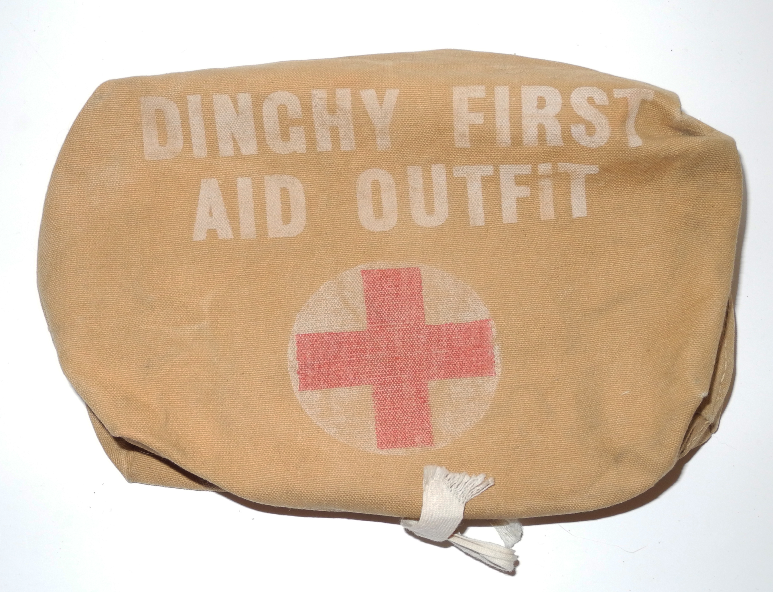 RAF First Aid container for dinghy