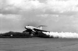 USAAF XB-51 prototype control wheel