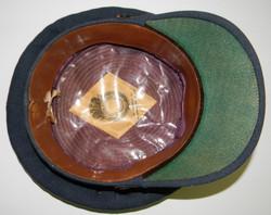 RAF officer's visor / peaked cap