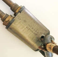 WWI AT&T telephone operator's headset