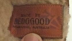 RAAF Beddgood 1936 Pattern Flying Boots